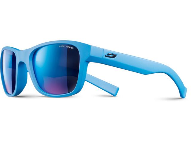 Julbo Reach L Spectron 3CF Sunglasses Junior 10-15Y Cyan Blue-Multilayer Blue